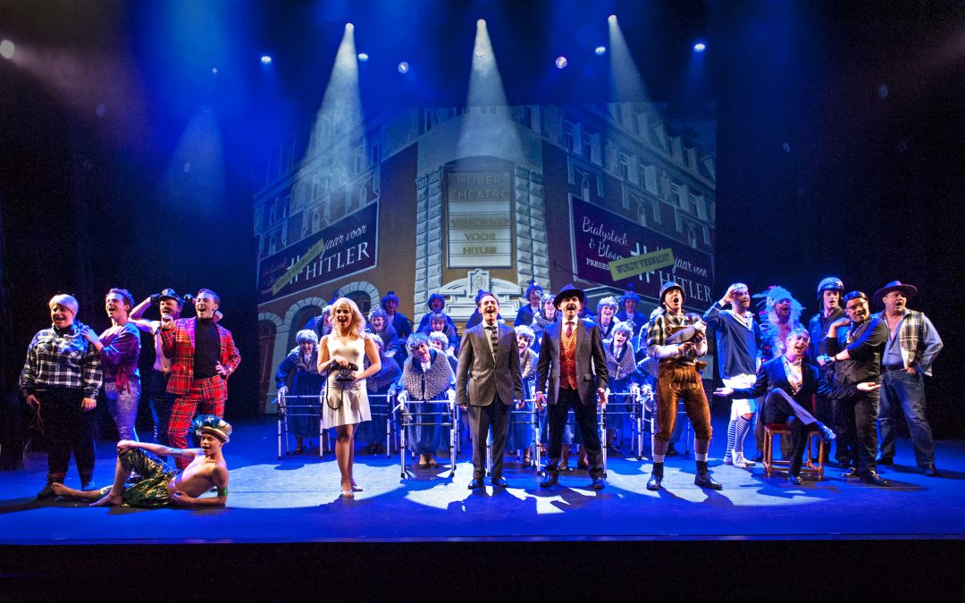'De Producers' genomineerd voor Amateur Musical Awards!