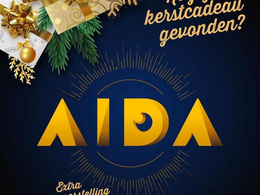 Extra voorstelling AIDA