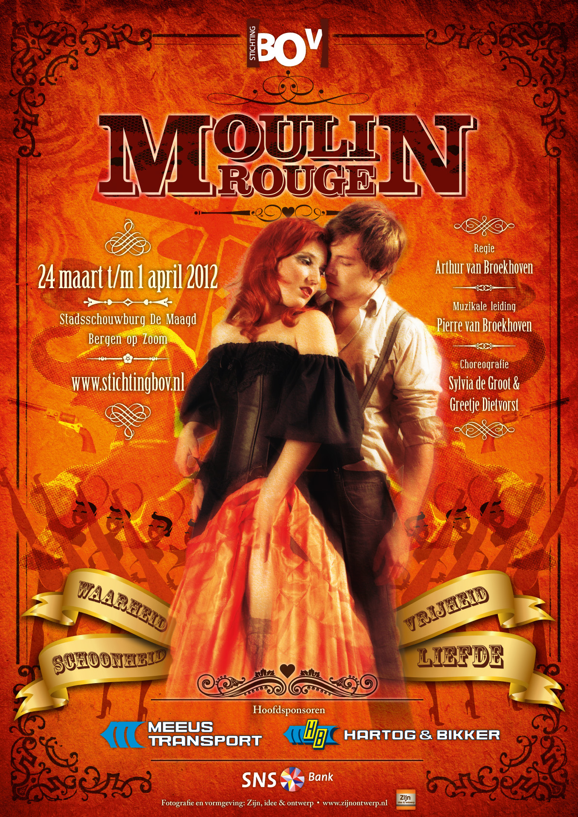2012 – Moulin Rouge