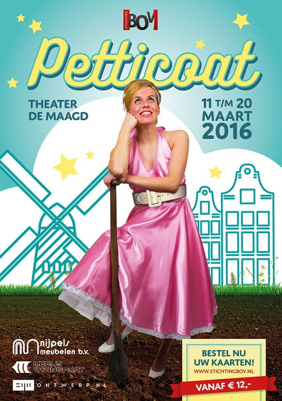 2016 – Petticoat