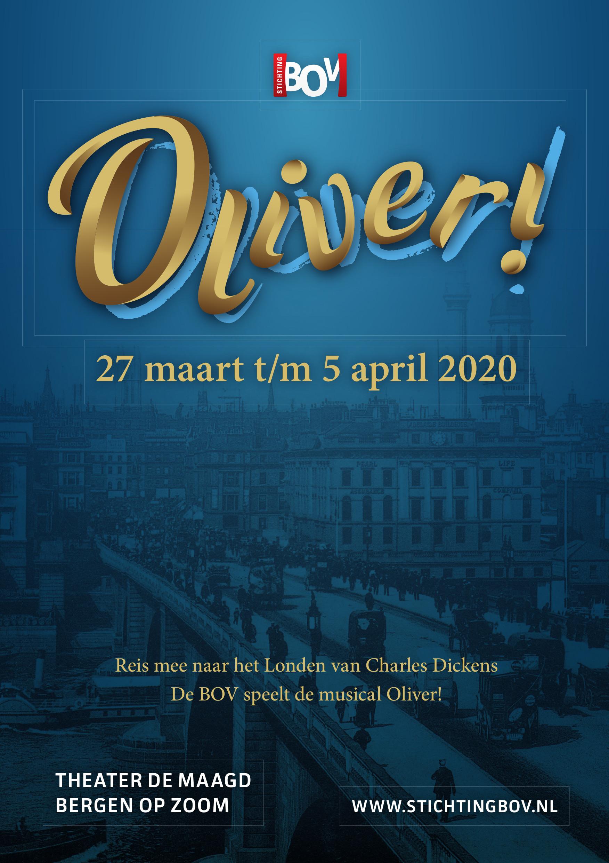 2020 – Oliver!