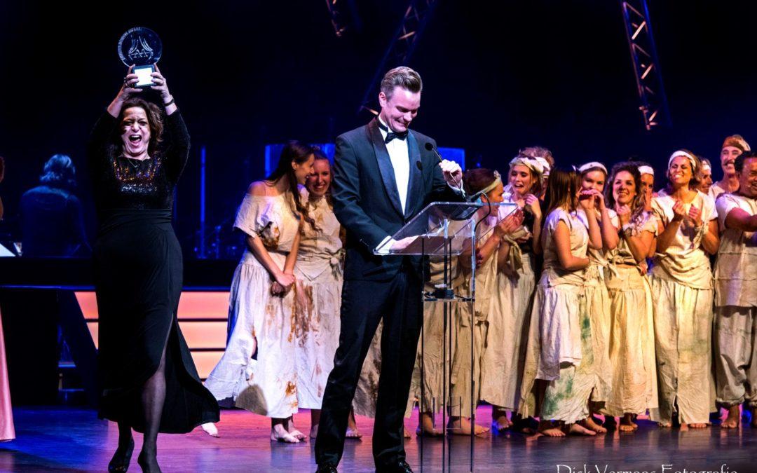 De AMA's! Een fantastische avond en BOV's AIDA bekroond met twee prachtige awards!