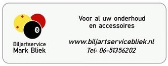 Mark Bliek Biljartservice
