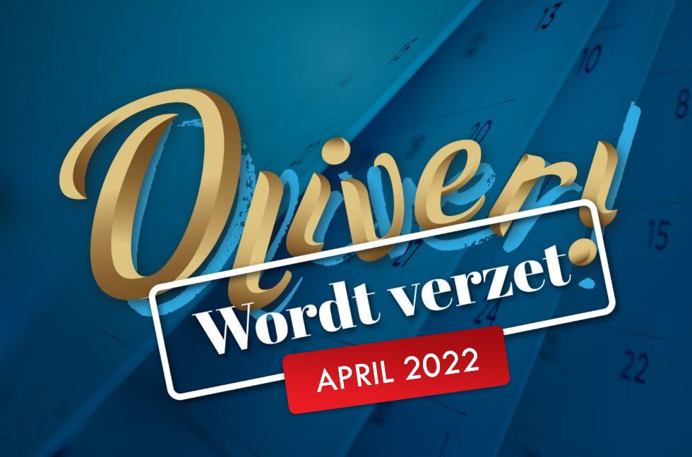 Voorstellingen Oliver! verplaatst naar 2022